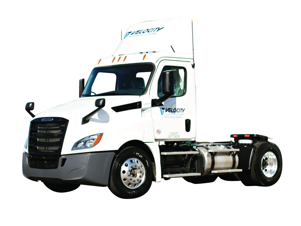 Single Axle Day Cab Tractor for Rental & Leasing