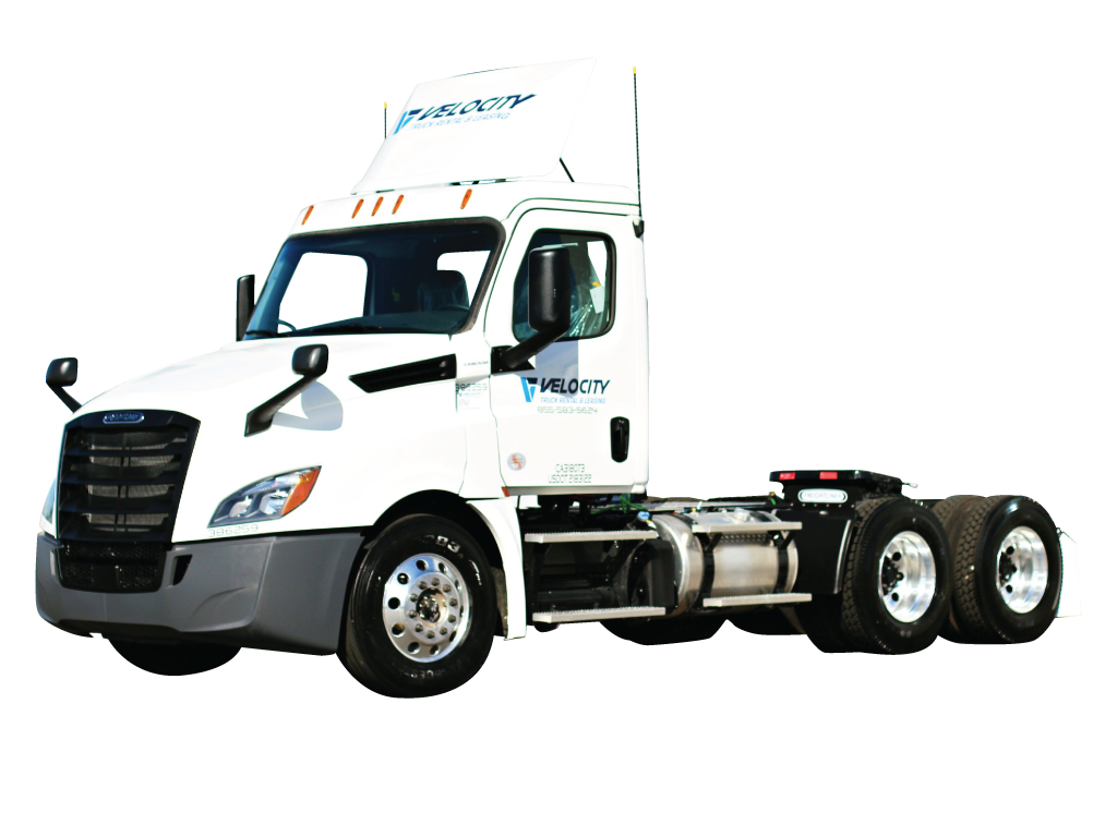 Tandem Axle Day Cab Tractor for Rental & Leasing